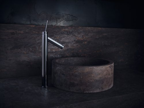 Bathwaters 10129000 AXOR Starck Single lever basin mixer 250 without pop up waste for washbowls