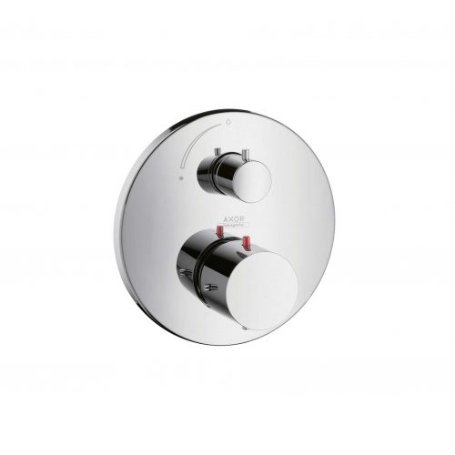 Bathwaters 10700000 AXOR Starck Thermostatic mixer for concealed installation with shut off valve