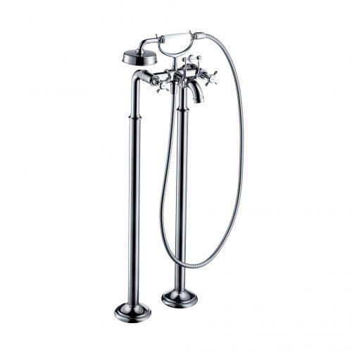 Bathwaters 16547000 AXOR Montreux Floor standing single lever bath and shower mixer