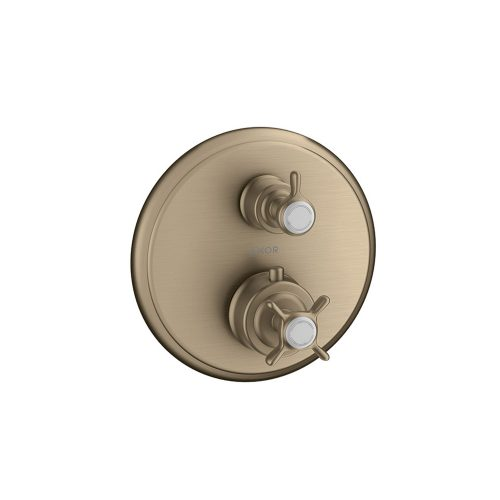 Bathwaters 16800820 AXOR Montreux Thermostatic mixer for concealed installation with shut off valve