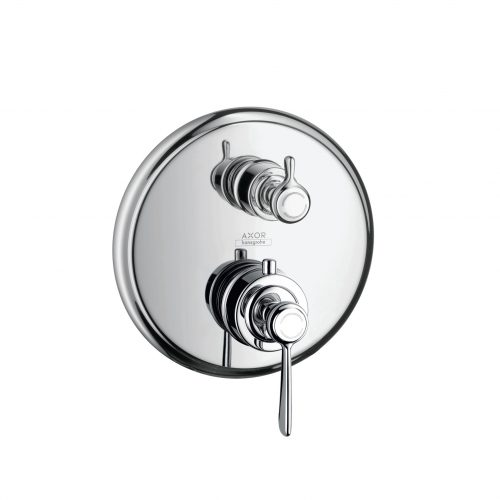 Bathwaters 16801000 AXOR Montreux Thermostatic mixer for concealed installation with shut off valve and lever handle