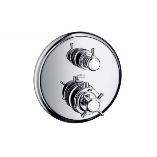 Bathwaters 16820000 AXOR Montreux Thermostatic mixer for concealed installation with shut off and diverter valve
