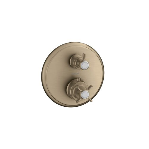 Bathwaters 16820820 AXOR Montreux Thermostatic mixer for concealed installation with shut off and diverter valve