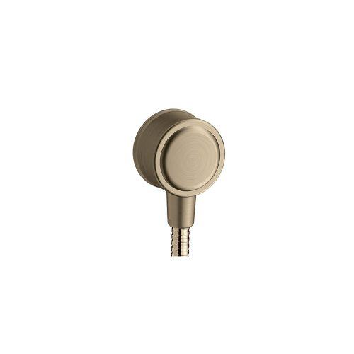 Bathwaters 16884820 AXOR Montreux Fixfit Classic wall outlet