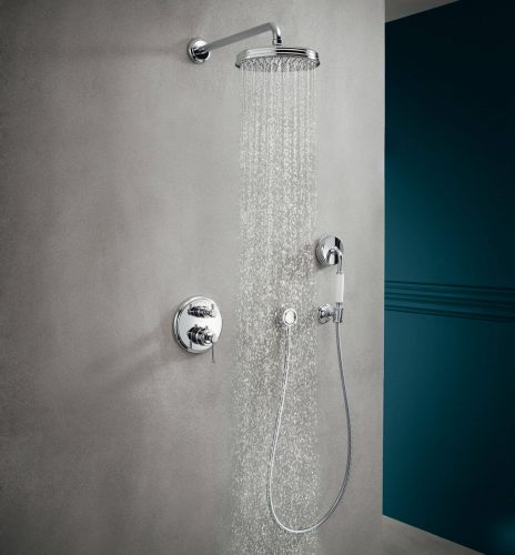 Bathwaters 27348000 AXOR Montreux Shower arm 389 mm Classic
