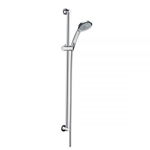 Bathwaters 27841000 hansgrohe Raindance Classic Shower set 100 3jet with shower rail 90 cm