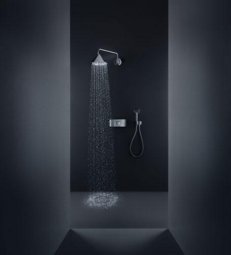 Bathwaters 28532000 AXOR Starck AXOR Starck 2jet baton hand shower