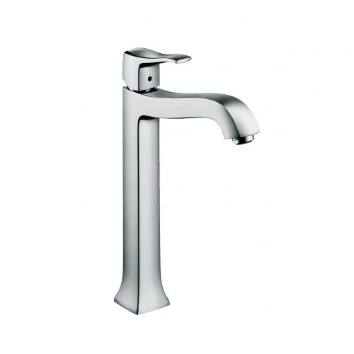 Bathwaters 31078000 hansgrohe Metris Classic Single lever basin mixer 250 for wash bowls with pop up waste 02