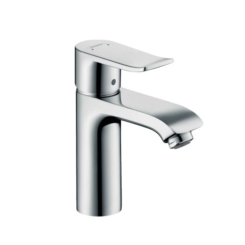 Bathwaters 31080000 hansgrohe Metris Single lever basin mixer 110 with pop up waste 02