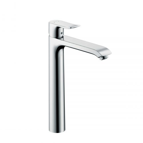 Bathwaters 31184000 hansgrohe Metris Single lever basin mixer 260 for wash bowls without waste