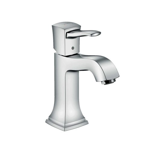 Bathwaters 31300000 hansgrohe Metropol Classic Single lever basin mixer 110 with lever handle and pop up waste