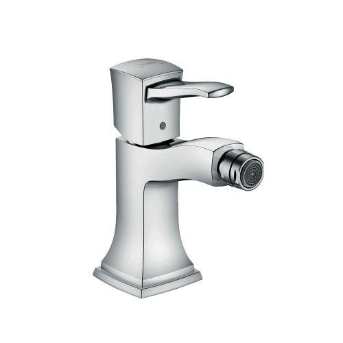 Bathwaters 31320000 hansgrohe Metropol Classic Single lever bidet mixer with lever handle and pop up waste