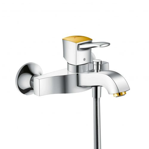 Bathwaters 31340000 hansgrohe Metropol Classic Single lever manual bath mixer for exposed installation with lever handle 02