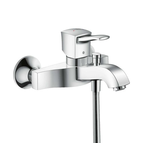 Bathwaters 31340000 hansgrohe Metropol Classic Single lever manual bath mixer for exposed installation with lever handle