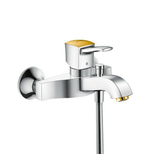 Bathwaters 31340090 hansgrohe Metropol Classic Single lever manual bath mixer for exposed installation with lever handle