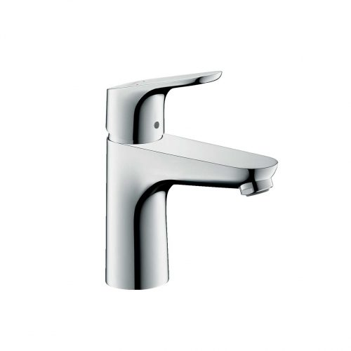Bathwaters 31517000 hansgrohe Focus Single lever basin mixer 100 without waste