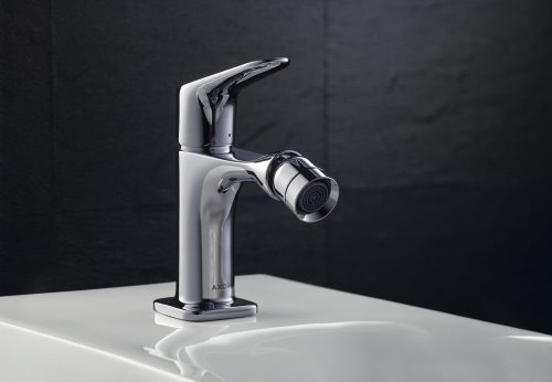 Bathwaters 34210000 AXOR Citterio M Single lever bidet mixer with pop up waste