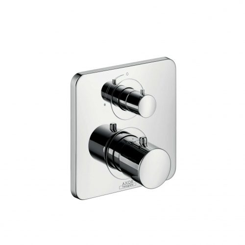 Bathwaters 34705000 AXOR Citterio M Thermostatic mixer for concealed installation with shut off valve