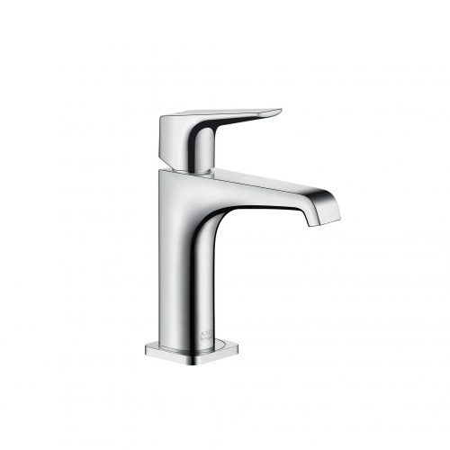 Bathwaters 36111000 AXOR Citterio E Single lever basin mixer 125 with lever handle without waste