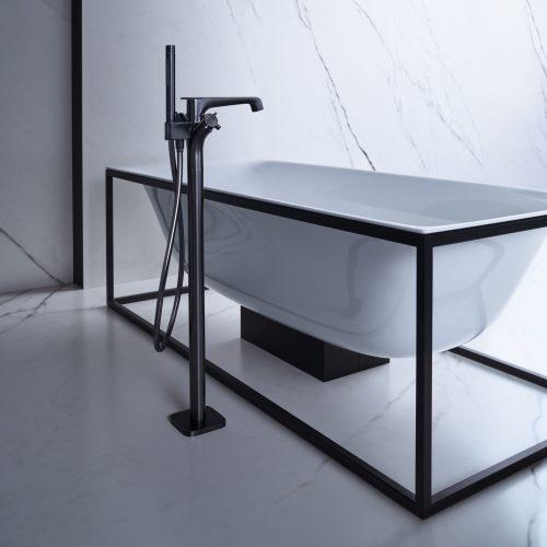 Bathwaters 36416000 AXOR Citterio E Floor standing thermostatic bath mixer