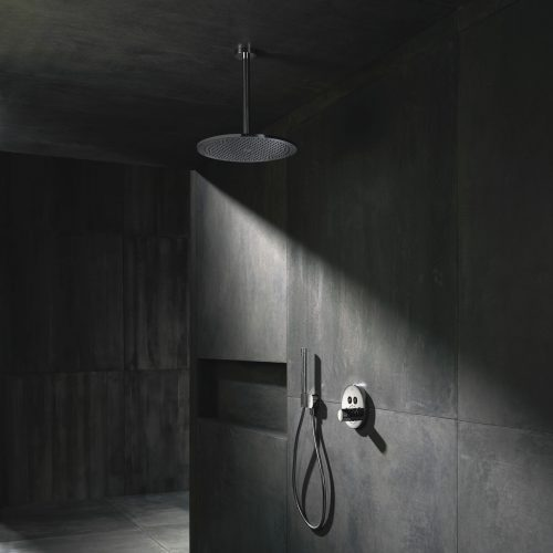 Bathwaters 36723000 AXOR ShowerSelect AXOR ShowerSelect Round thermostatic mixer for concealed installation for 2 outlets