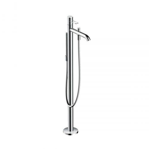 Bathwaters 38442000 AXOR Uno Floor standing single lever bath mixer loop handle