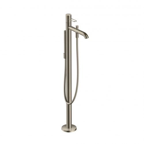 Bathwaters 38442820 AXOR Uno Floor standing single lever bath mixer loop handle