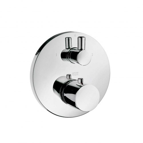 Bathwaters 38720000 AXOR Uno Thermostatic mixer for concealed installation with shut off and diverter valve