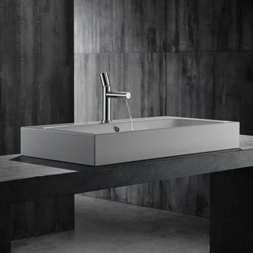 Bathwaters 45002930 AXOR Uno Single lever basin mixer 110 zero handle without waste