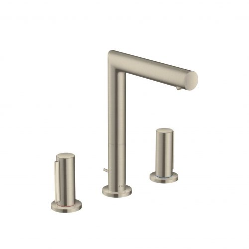Bathwaters 45133820 AXOR Uno 3 hole basin mixer 200 zero handle with pop up waste