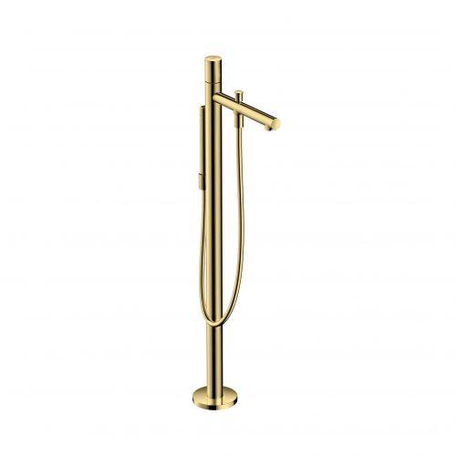 Bathwaters 45416930 AXOR Uno Floor standing single lever bath mixer zero handle