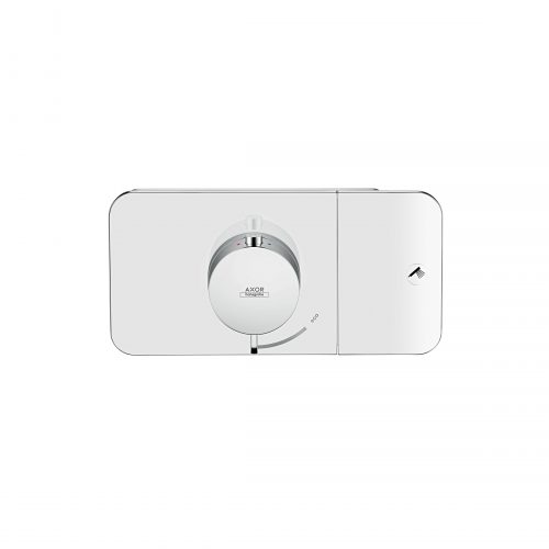 Bathwaters 45711000 AXOR One Thermostatic module for concealed installation for 1 outlet