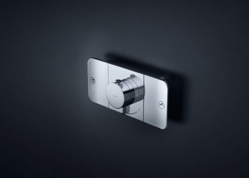 Bathwaters 45712000 AXOR One Thermostatic module for concealed installation for 2 outlets