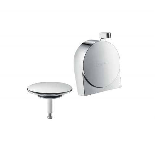 Bathwaters 58117000 hansgrohe Exafill S Finish set bath filler, waste and overflow set