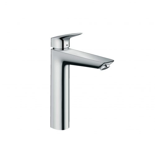 Bathwaters 71090000 hansgrohe Logis Single lever basin mixer 190 with pop up waste