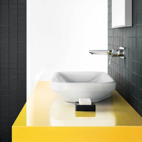 Bathwaters 71220000 hansgrohe Logis Single lever basin mixer for concealed installation with spout 19