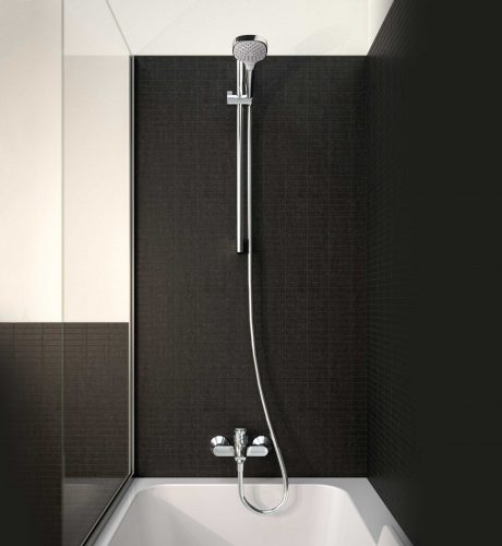 Bathwaters 71400000 hansgrohe Logis Single lever manual bath mixer for exposed installation 02