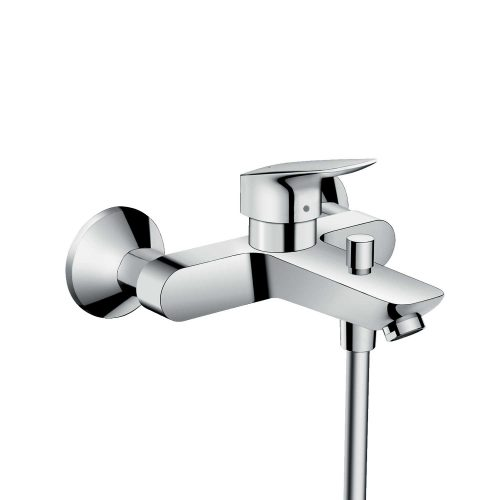 Bathwaters 71400000 hansgrohe Logis Single lever manual bath mixer for exposed installation