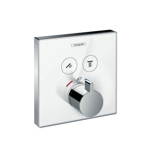 Bathwaters Hansgrohe 15738400 hansgrohe ShowerSelect Glass144089