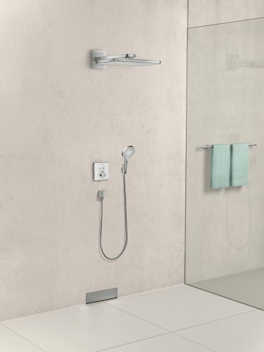 Bathwaters Hansgrohe 15738400 hansgrohe ShowerSelect Glass148221