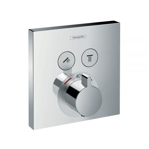 Bathwaters Hansgrohe 15763000 hansgrohe ShowerSelect102527