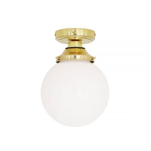 Bathwaters Mullan Lighting MLBCF005POLBRS 1
