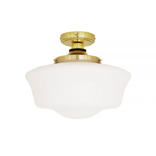 Bathwaters Mullan Lighting MLBCF006POLBRS 1