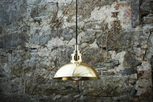 Bathwaters Mullan Lighting MLBP001POLBRS 1