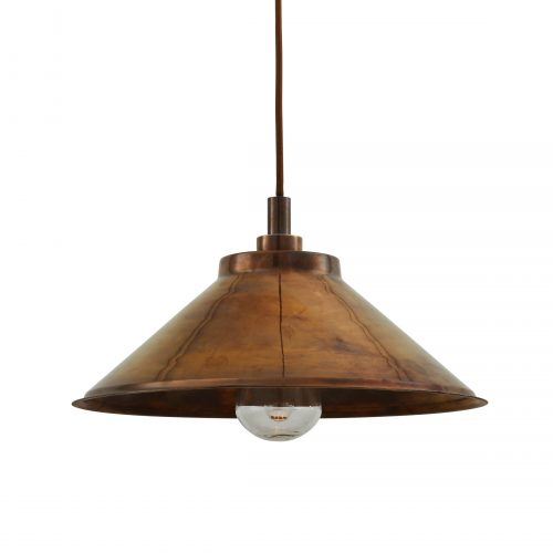 Bathwaters Mullan Lighting MLBP002ANTBRS 2