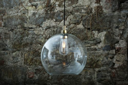Bathwaters Mullan Lighting MLBP006POLBRS 1