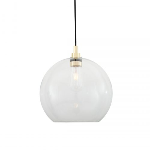 Bathwaters Mullan Lighting MLBP006POLBRS 2