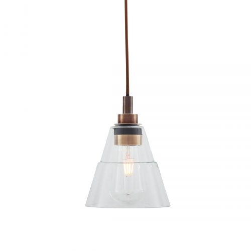Bathwaters Mullan Lighting MLBP007ANTBRS 1
