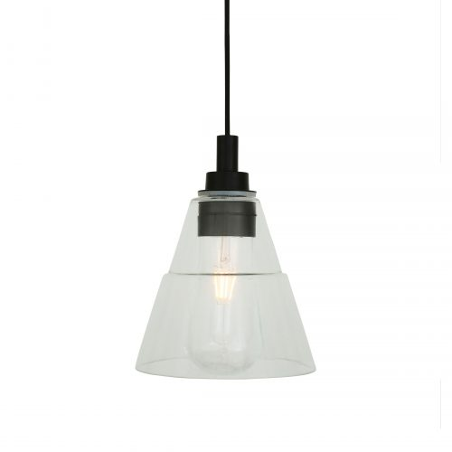 Bathwaters Mullan Lighting MLBP007PCMBK 2