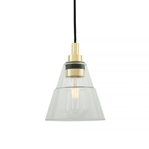 Bathwaters Mullan Lighting MLBP007POLBRS 2